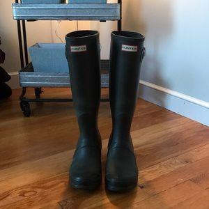 Hunter Original Tall Rainboots